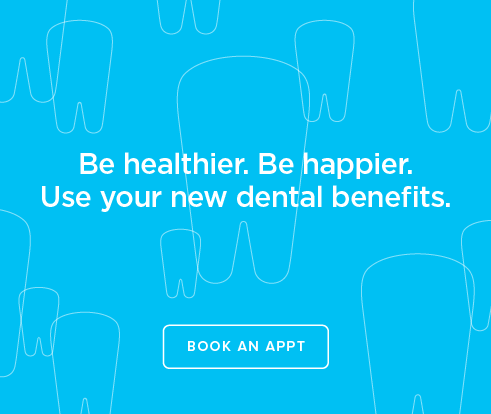 Be Heathier, Be Happier. Use your new dental benefits. - Durango Dental Group